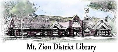 Mt. Zion Library logo
