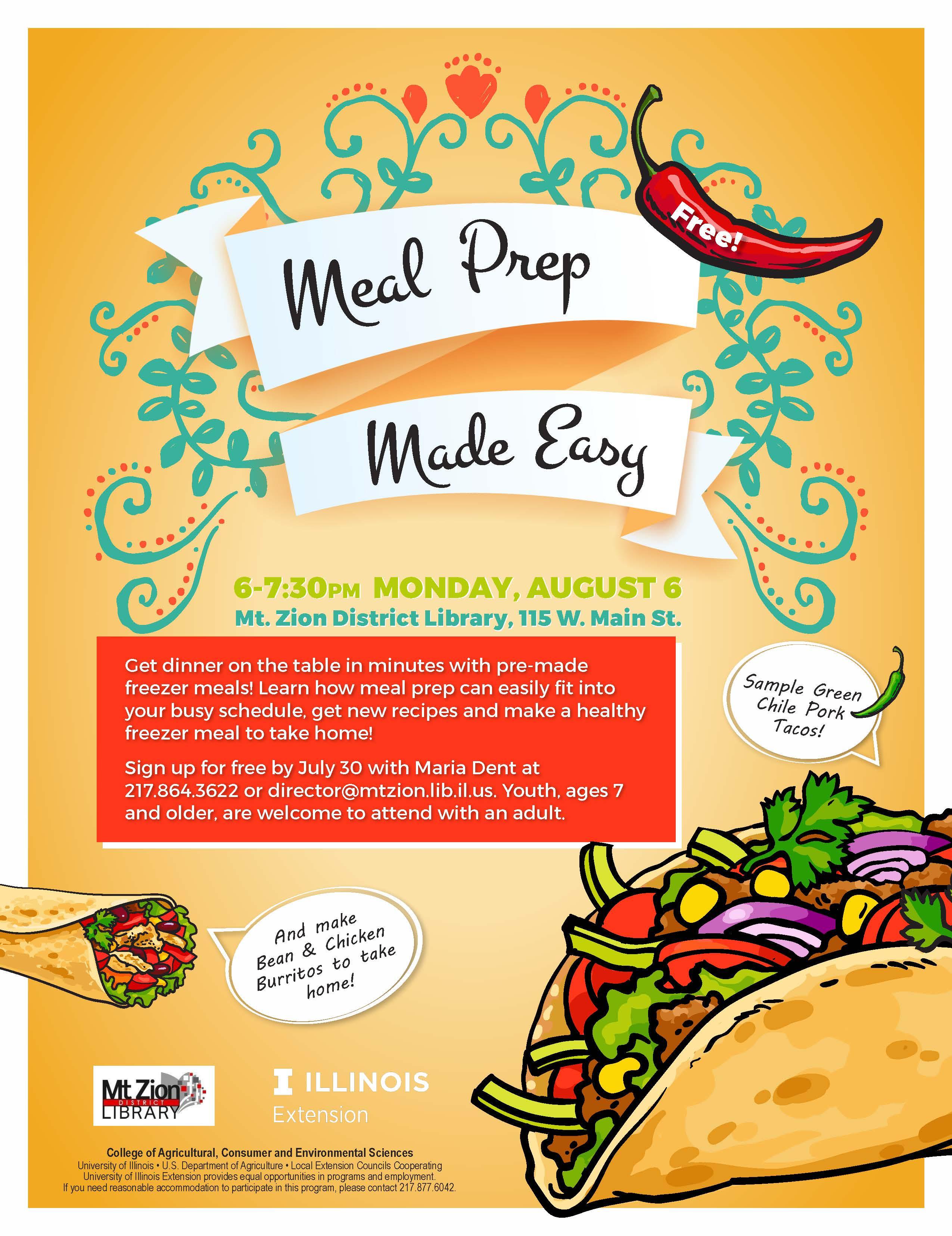 August 2018 Meal Prep Made Easy - Aug 2018 - Flyer (1).jpg