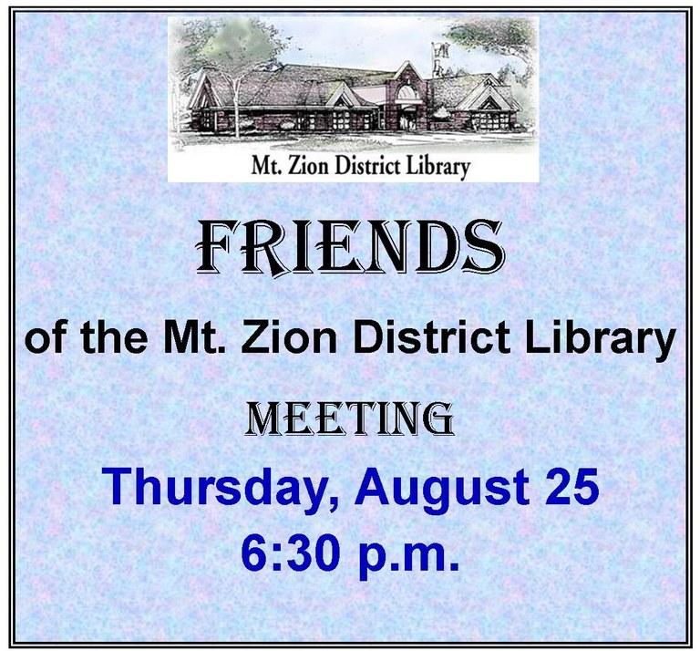 Friends Sign Meeting August 25 2016.jpg