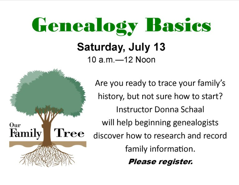 July 2019 Genealogy Basics.jpg