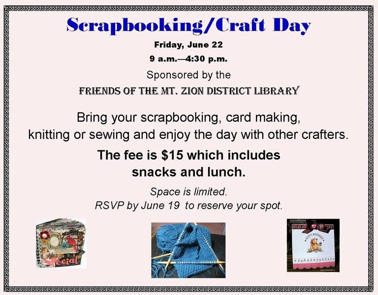June 2018 Scrapbooking - craft day June 22 2018 smaller for Board.jpg