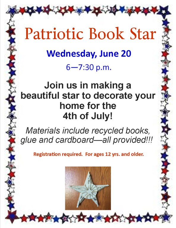 June 2018 SRP - Patriotic Book Star.jpg
