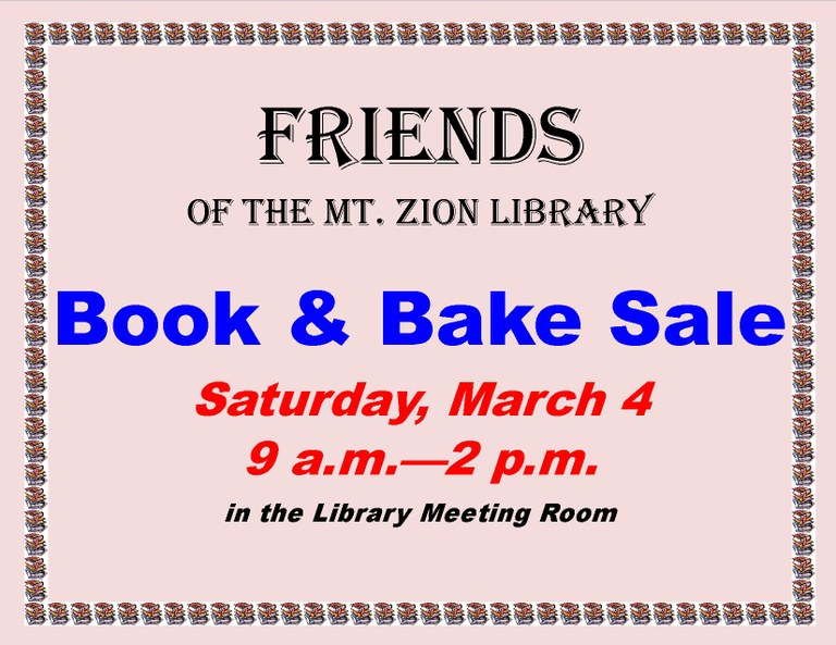 March 2017 Book Sale flier March 2017 frame.jpg