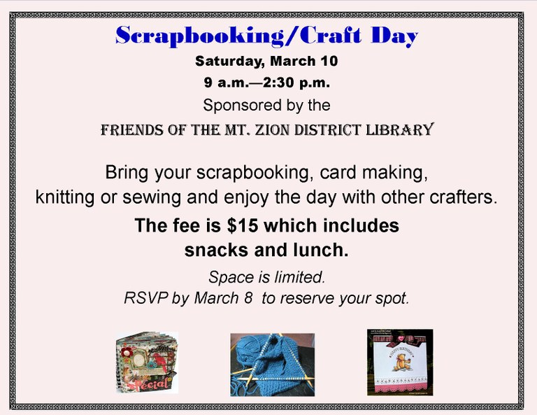 March 2018 Scrapbooking - craft day March 10 2018 for frame.jpg