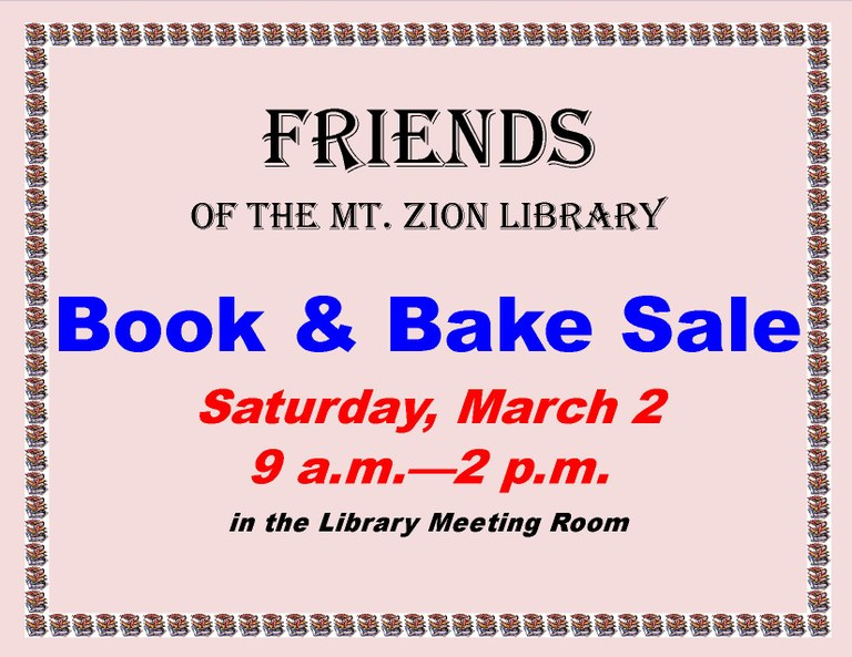 March 2019 Book Sale flier March 2019 frame.jpg