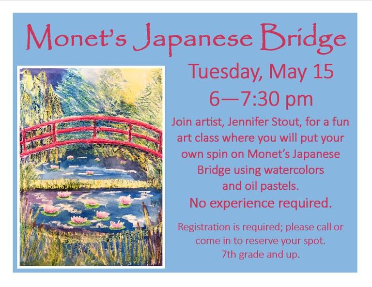 May 2018 Monet's Japanese Bridge.jpg
