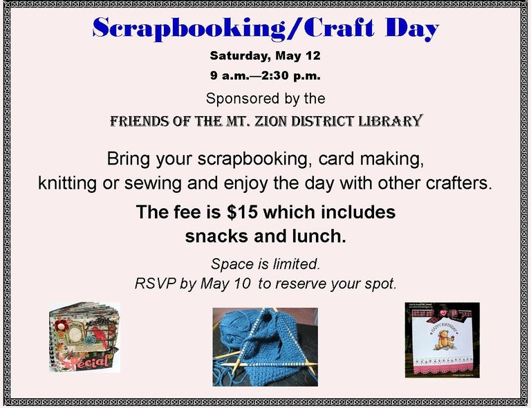 May 2018 Scrapbooking - craft day May 12 2018 smaller for Board.jpg