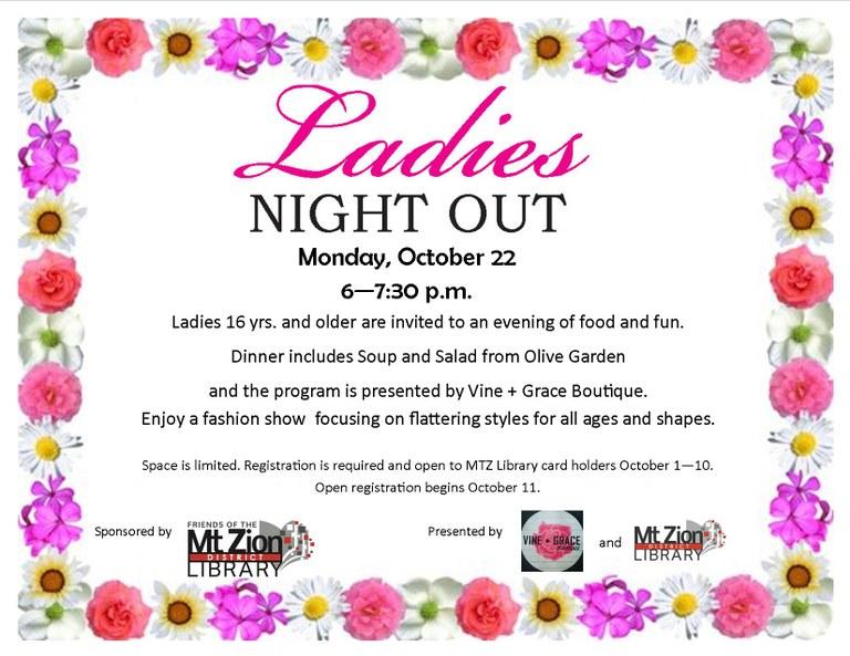 October 2018 Ladies' Night Out.jpg