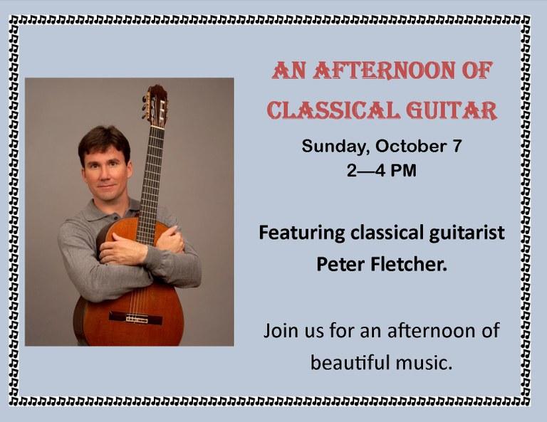 October 2018 Peter Fletcher concert.jpg