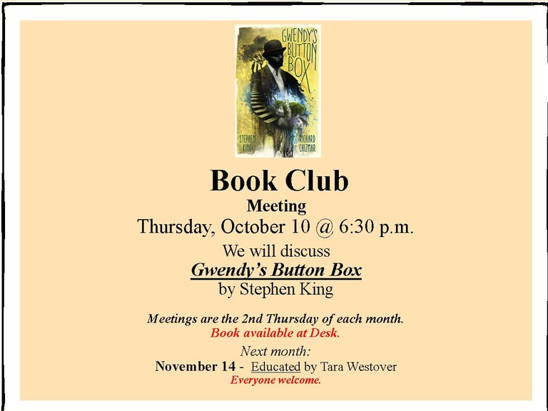 October 2019 Book Club landscape smaller for calendar.jpg