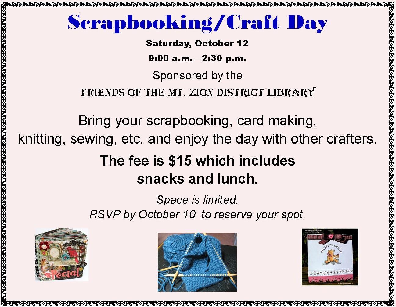 October 2019 Scrapbooking - craft day October 12 smaller for Board (2).jpg