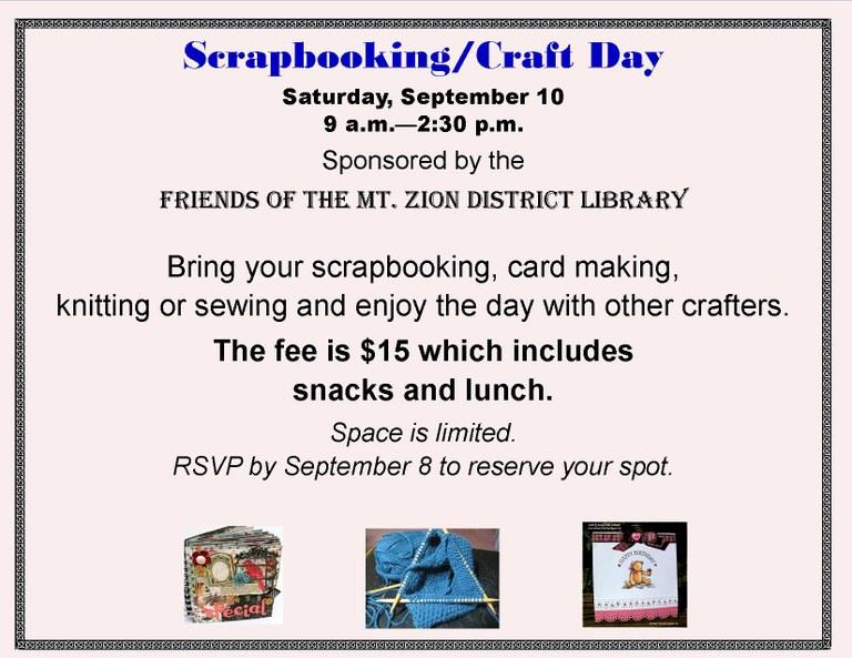 September 2016 Scrapbooking - craft day September 10 2016 - 2.jpg