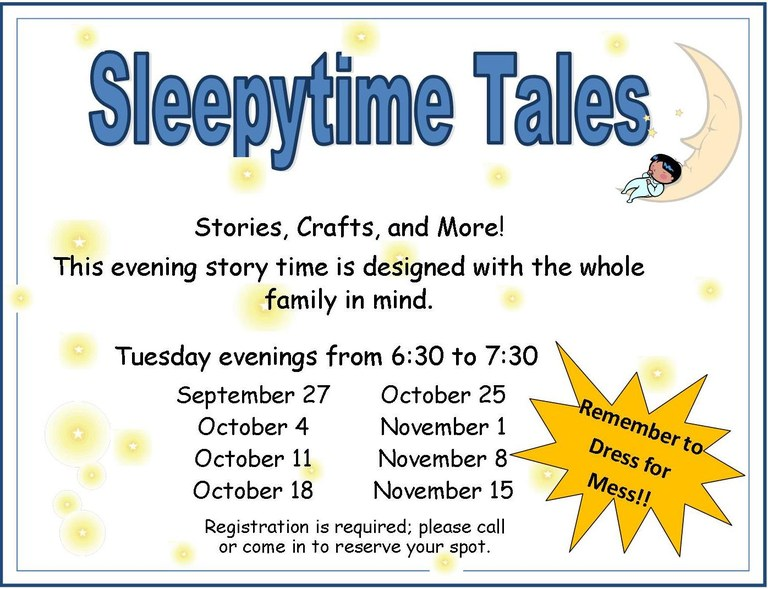 September 2016 Sleepytime Tales Fall 2016.jpg