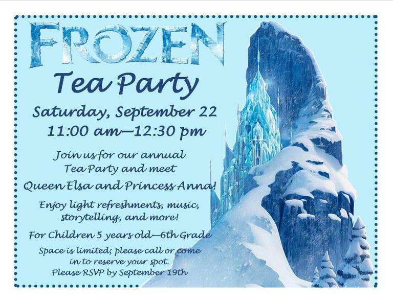 September 2018 Frozen Tea Party.jpg